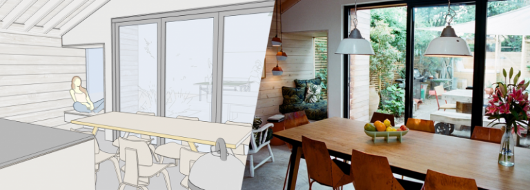 Projeto Arquitetônico SketchUp