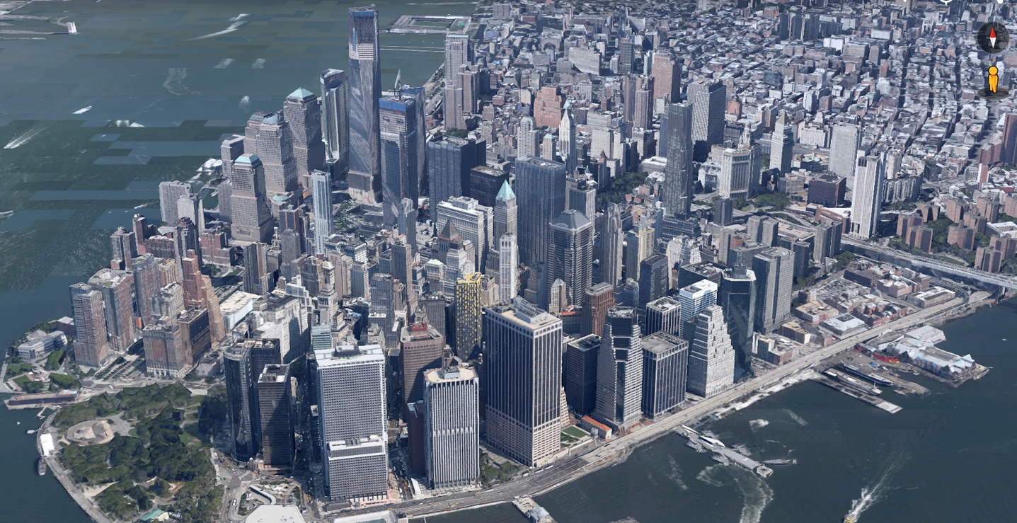 Google Earth para projetos
