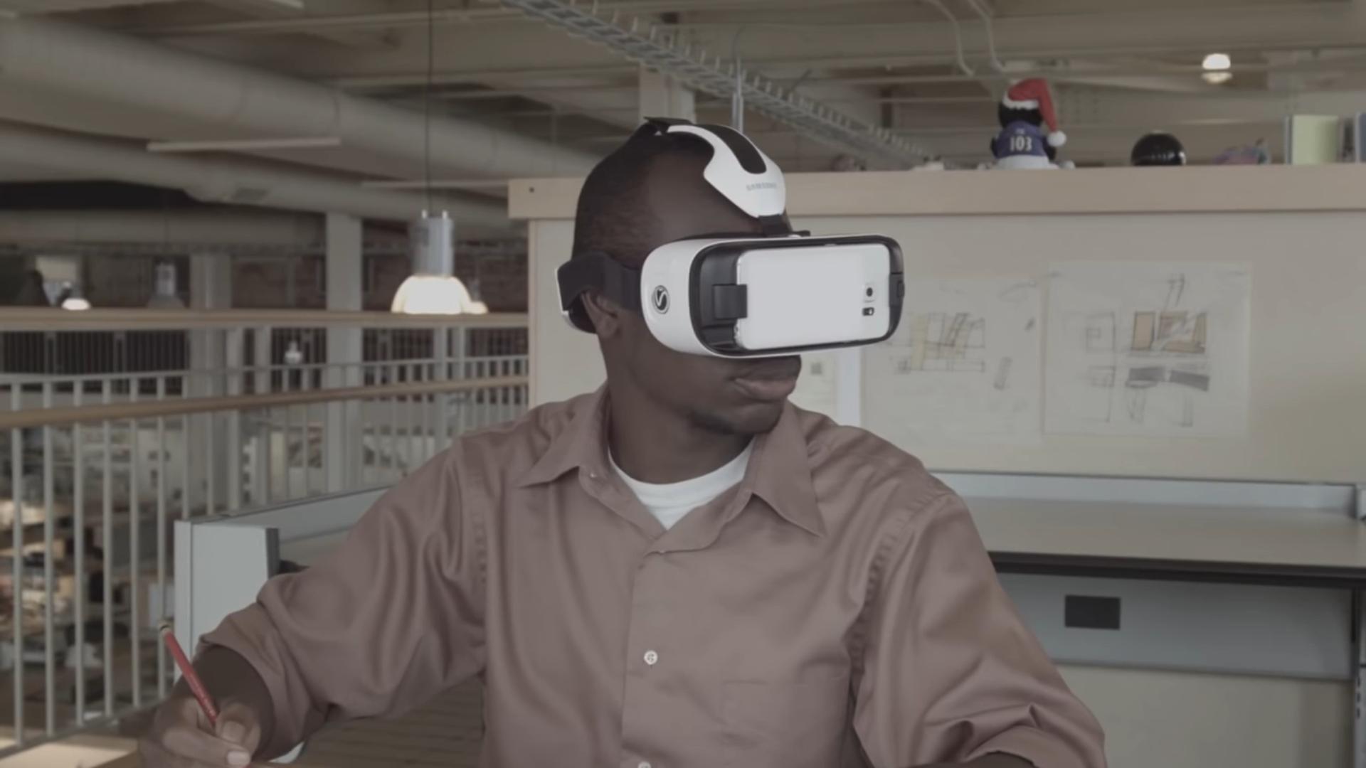 Apresentação de Projetos - VR