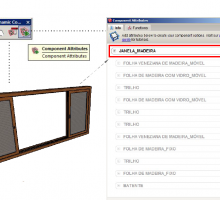 Componentes do SketchUp – Como criar componentes básicos?