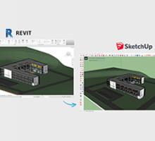 Interoperabilidade BIM: Integração SketchUp & Revit – Assista ao Webinar!