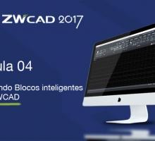 Curso ZWCAD 2017 Aula 04/05 – Inserindo Blocos