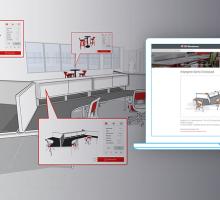 Veja as novidades sobre Materiais e Componentes no 3D Warehouse