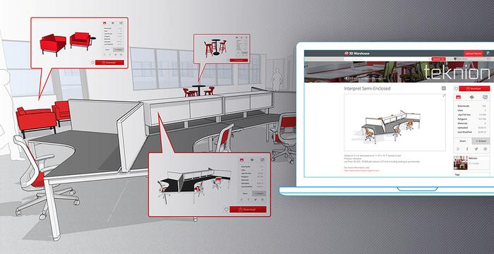 Veja dicas para baixar materiais e componentes no 3D Warehouse