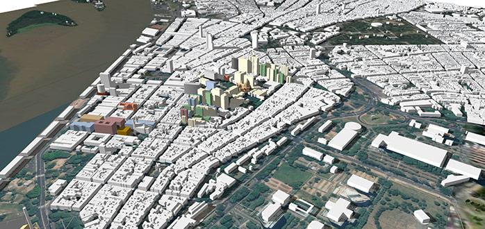 PlaceMaker – Plugin para modelagem 3D instantânea de cidades