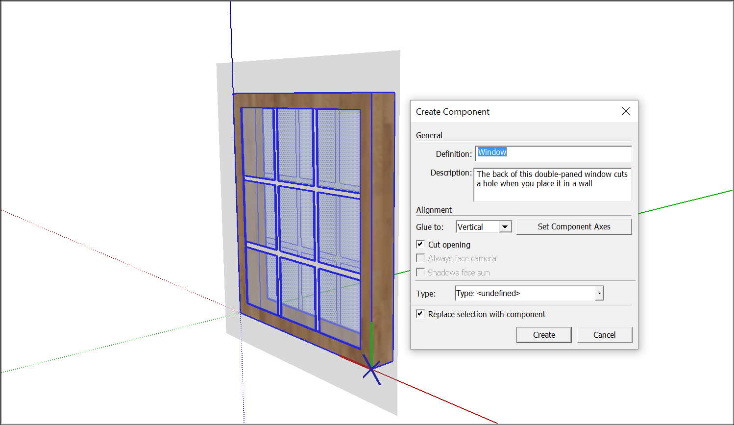 how to create layers in sketchup 2017