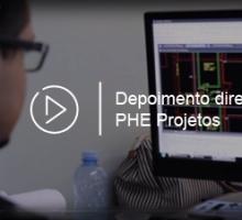 Depoimento dos diretores da PHE Projetos – Clientes do ZWCAD