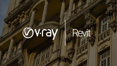 V-RAY 3.5 para Revit já disponível