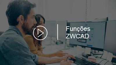 Vídeo – Funções do ZWCAD