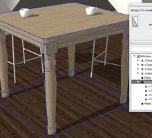 Dicas de SketchUp: Uso de Layers no SketchUp – Parte 1