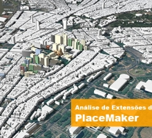 Análise de Extensões do SketchUp – PlaceMaker