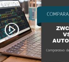 AutoCAD® vs ZWCAD | Comparativo de Velocidade