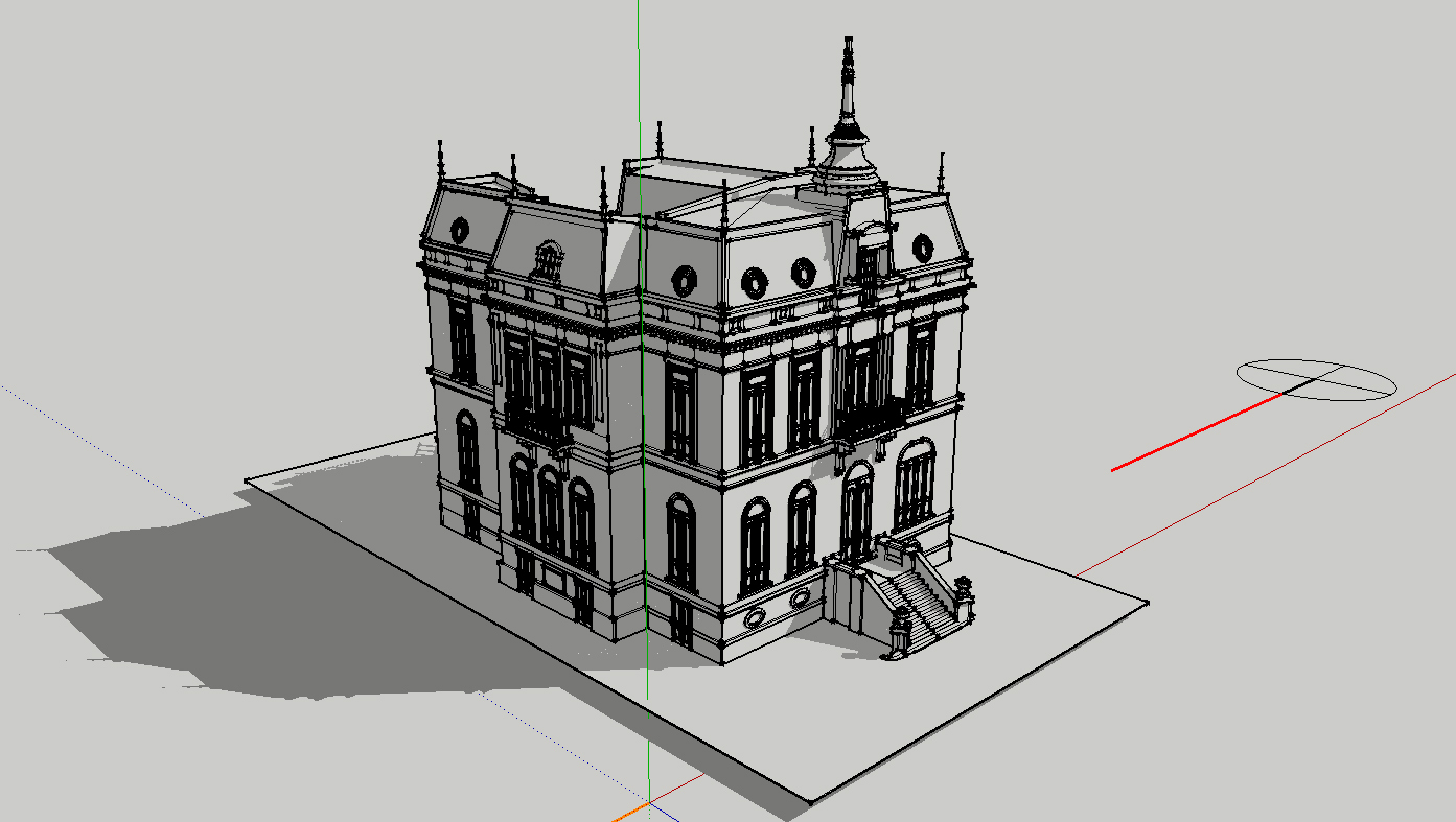 software de modelagem 3D