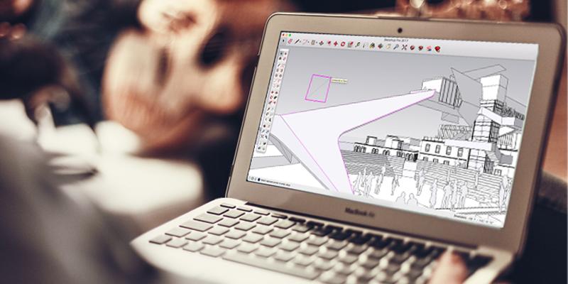 software para escritório de arquitetura