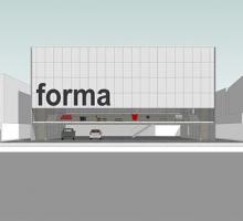 Estudo da loja Forma de Paulo Mendes da Rocha com Sketchup