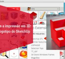 [E-Book] – Saiba como fazer Impressão 3D com o Sketchup