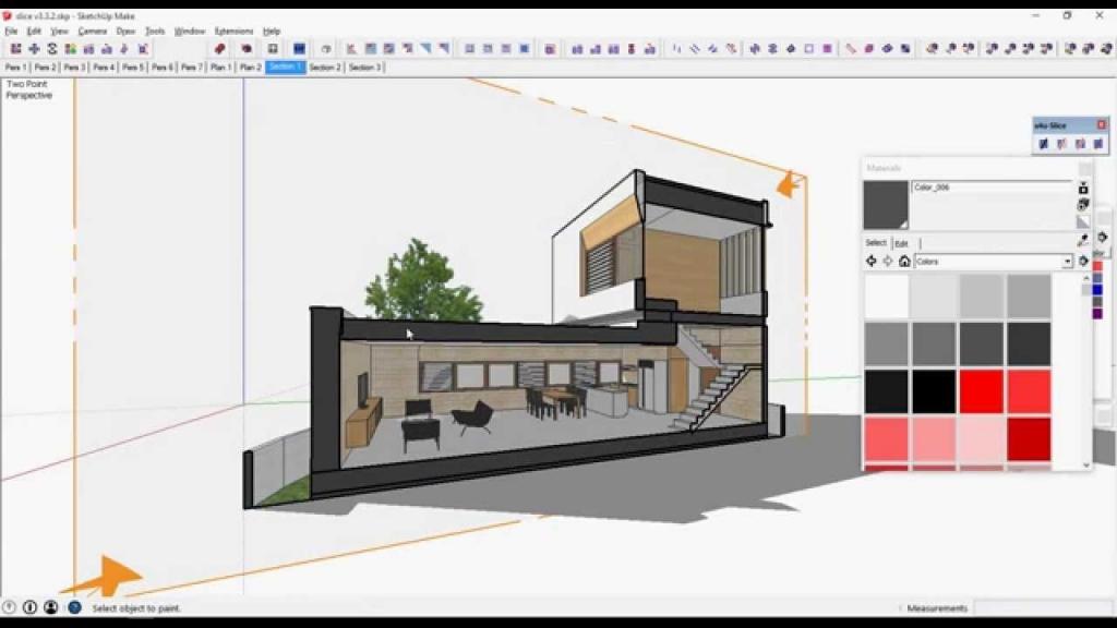 software para projetos de arquitetura