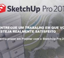 Novo SketchUp Pro 2018!