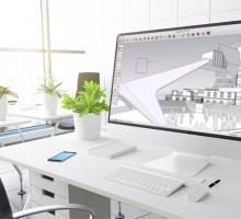 Como SketchUp pode beneficiar seus projetos de arquitetura?