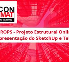 totalCAD e Trimble apresentam SketchUp e Tekla Feicon 2018