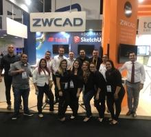 Confira a participação da totalCAD na Feicon Batimat 2018!