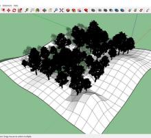 As grandes vantagens do SketchUp na Topografia e Arquitetura Paisagista