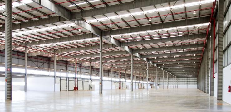 Case de Sucesso: Empresa de engenharia projeta galpão industrial com o auxílio do ZWCAD.