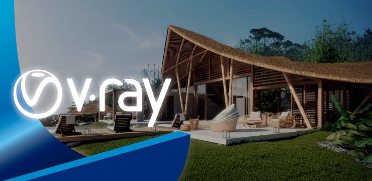 V-Ray, o renderizador mais usado do mundo