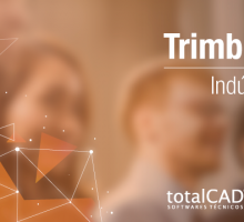 totalCAD marca presença em evento da Trimble