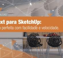 V-Ray Next para Sketchup: Renderização perfeita com facilidade e velocidade