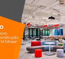 Conheça o novo modelo de construção do escritório M Moser Associates