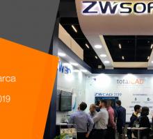 TotalCAD marca presença na EXPOMAFE 2019