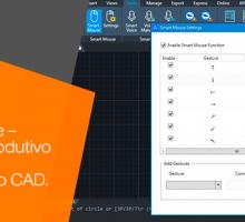 SMART MOUSE um modo produtivo para acessar comandos no CAD.