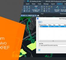 Trabalhe em equipe em um mesmo arquivo utilizando o XREF.