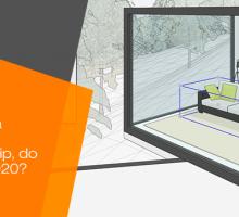 Alças ou Grip, como usar a nova função do SketchUp 2020?