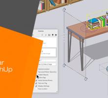 Atualizações fáceis de usar para o SketchUp Pro 2020.1