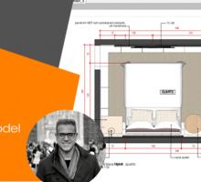 Atualização Layout 2020. Sketchup Model