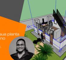 Potencialize sua planta humanizada no SketchUp e LayOut 2020