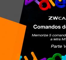 Comandos ZWCAD: Parte VII