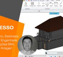 Case de Sucesso: Veja como o Engenheiro Roberto Krieger utiliza o ARCHLine BIM em seus projetos.