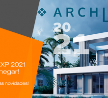 O ARCHLine.XP 2021 acabou de chegar!