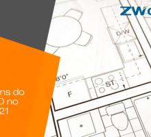 As vantagens do desenho 2D no ZWCAD