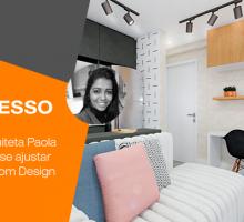 Saiba como a arquiteta Paola Duarte utiliza ZWCAD para realizar projetos de Interiores