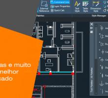 Crie diagramas e muito mais com o melhor CAD do mercado