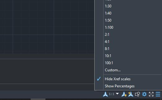 Como chegar no Edit Scale List